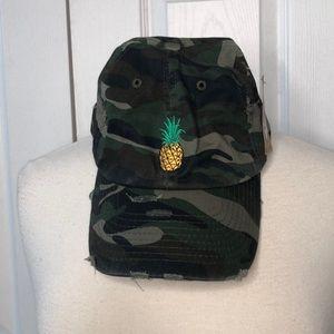 Accessories - Pineapple Camo Hat